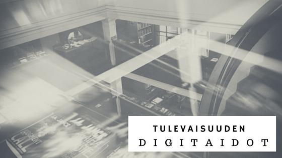 Kahdeksan tärkeintä digitaitoa