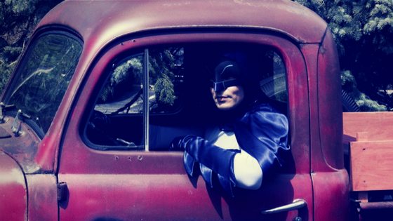 Three lessons I learned from Batman